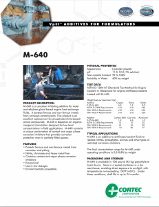 M-640 PDS