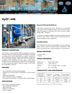 VpCI-648 PDS
