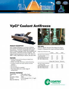 VpCI_Coolant_Antifreeze PDS